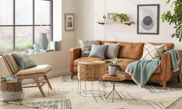 """Cách sắp xếp và lựa chọn đồ nội thất thông minh giúp """"nới rộng"""" không gian sống: Tận dụng diện tích, đầy đủ công năng mà không bị bí bách - Ảnh 8."""
