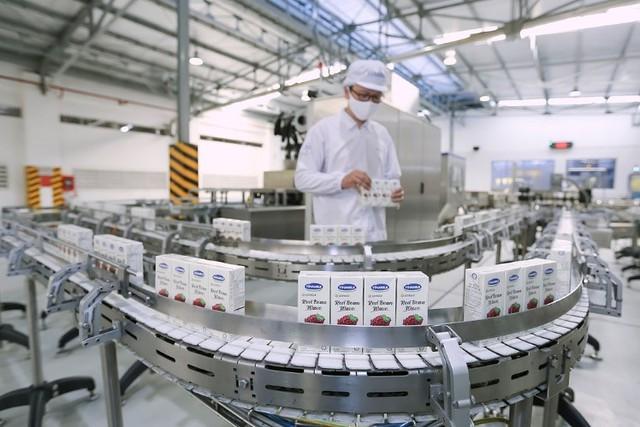 Doanh thu tăng, xuất thành công nhiều sản phẩm mới, xuất khẩu của Vinamilk vượt sóng Covid - 19 ấn tượng - Ảnh 2.