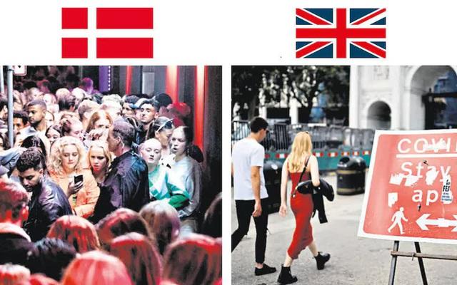 Giữa châu Âu hỗn loạn, có một đất nước đang sạch bóng Covid và khiến cả thế giới hồi hộp chờ đợi - Ảnh 1.