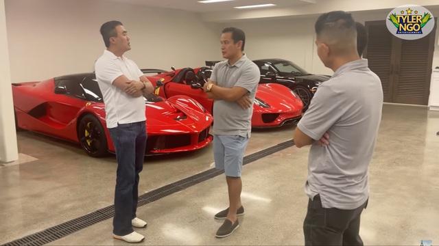 Người Việt sở hữu dàn siêu xe hơn 10 triệu USD tại Mỹ: Mỗi ngày lái một chiếc đi làm, có hypercar được các đại gia trong nước ao ước  - Ảnh 1.