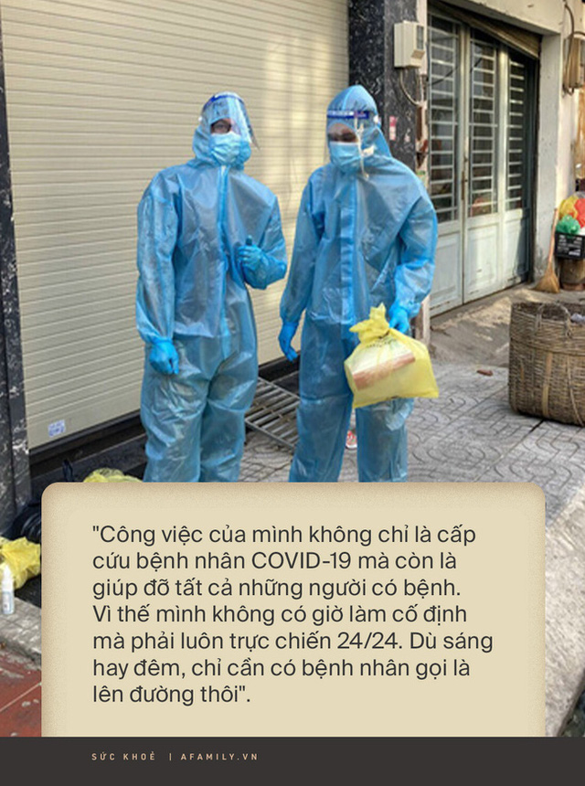 Chàng Quân y kể chuyện vào Sài Gòn chống dịch khác xa những gì tưởng tượng, 24/24 giờ túc trực, bệnh nhân gọi là sẵn sàng - Ảnh 11.