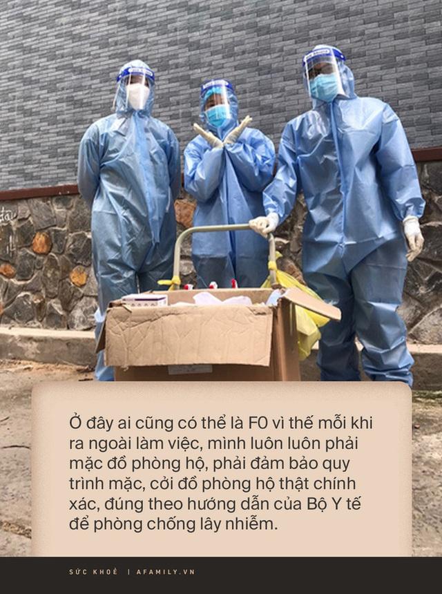 Chàng Quân y kể chuyện vào Sài Gòn chống dịch khác xa những gì tưởng tượng, 24/24 giờ túc trực, bệnh nhân gọi là sẵn sàng - Ảnh 5.