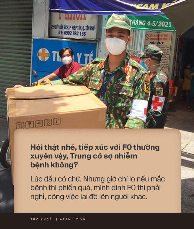 Chàng Quân y kể chuyện vào Sài Gòn chống dịch khác xa những gì tưởng tượng, 24/24 giờ túc trực, bệnh nhân gọi là sẵn sàng - Ảnh 6.