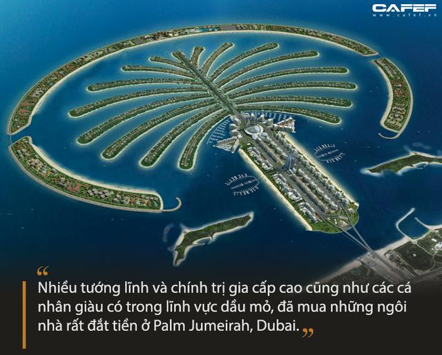 Các triệu phú 11/9 ở quốc gia nghèo thứ 6 thế giới đua nhau mua dinh thự tại Dubai bằng tiền từ 2.200 tỷ USD chống khủng bố của người Mỹ - Ảnh 4.