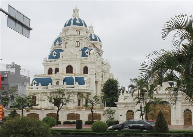 Lâu đài hoành tráng bậc nhất Hải Phòng của đại gia xăng dầu Ngô Văn Phát đáng giá bao nhiêu? - Ảnh 1.