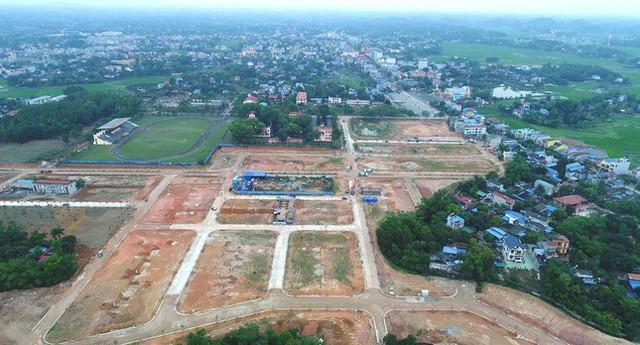 Thái Nguyên thu hồi thêm hàng nghìn ha đất làm loạt dự án khủng - Ảnh 1.