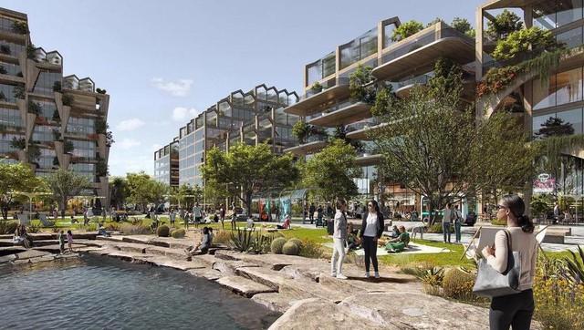 Kế hoạch không tưởng của ông chủ Walmart: Xây thành phố 400 tỷ đô giữa sa mạc, hội tụ đủ tinh hoa của Tokyo, New York và Stockholm - Ảnh 1.