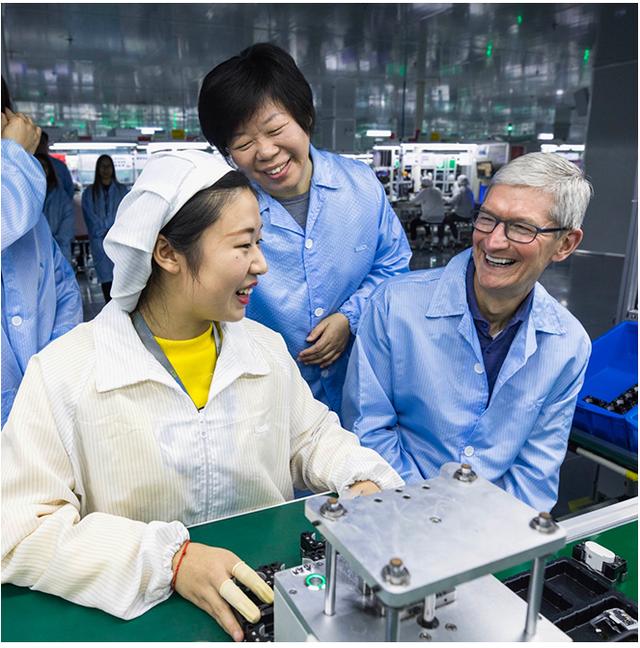Tim Cook: Ông vua quản lý chuỗi biến Apple thành đế chế giá trị nhất toàn cầu - Ảnh 4.