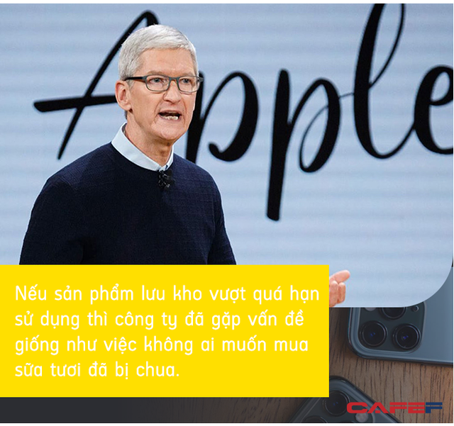 Tim Cook: Ông vua quản lý chuỗi biến Apple thành đế chế giá trị nhất toàn cầu - Ảnh 10.