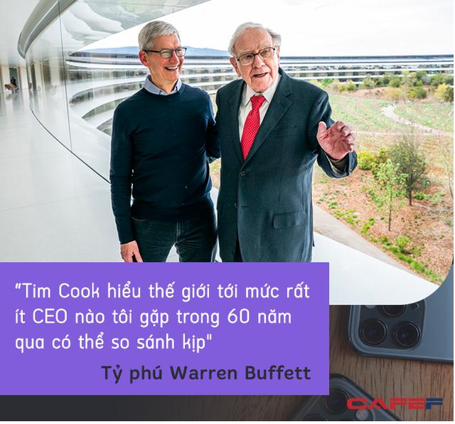 Tim Cook: Ông vua quản lý chuỗi biến Apple thành đế chế giá trị nhất toàn cầu - Ảnh 12.