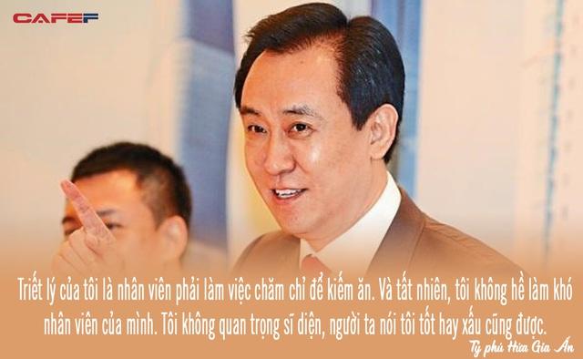 Ông trùm BĐS nổi tiếng Trung Quốc: Từ chức giám đốc để làm sale, khởi nghiệp 3 lần mới gây tiếng vang, trở thành người đàn ông giàu nhất nhì đất nước tỷ dân  - Ảnh 5.