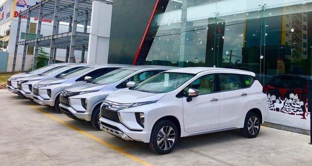 Những mẫu xe chủ lực doanh số của các hãng tại Việt Nam - Ảnh 7.