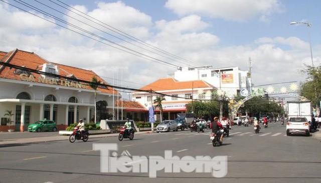 Khánh Hoà đồng ý cho di dời ga Nha Trang ra khỏi trung tâm thành phố  - Ảnh 1.