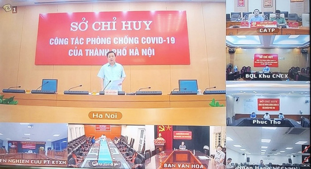 Vùng 2, 3 của Hà Nội có thể sản xuất kinh doanh theo Chỉ thị 15  - Ảnh 1.