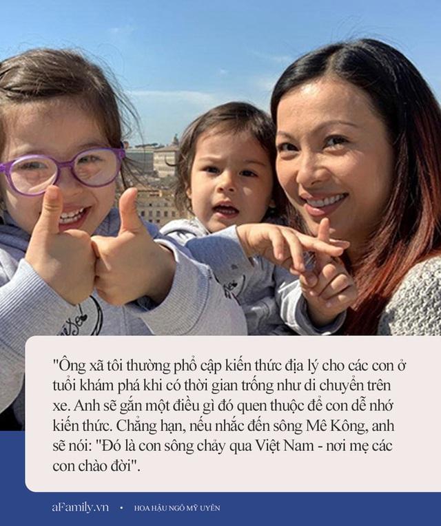 Đây chính là Hoa hậu giàu nhất Việt Nam: Ở nhà dát vàng, lấy chồng giáo sư, nghe cách dạy con chỉ biết thốt lên 1 chữ Tuyệt - Ảnh 3.
