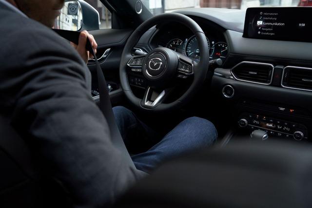 Mazda CX-5 2022 ra mắt: Bản nâng cấp nhẹ, dẫn động 2 cầu thành trang bị mặc định - Ảnh 5.