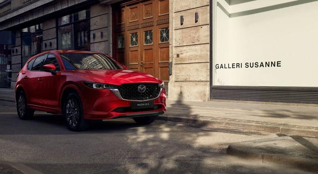 Mazda CX-5 2022 ra mắt: Bản nâng cấp nhẹ, dẫn động 2 cầu thành trang bị mặc định - Ảnh 7.