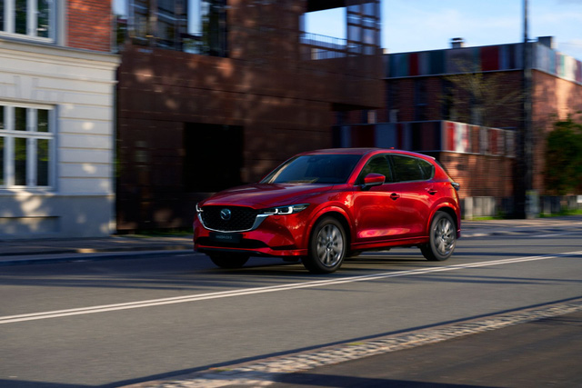 Mazda CX-5 2022 ra mắt: Bản nâng cấp nhẹ, dẫn động 2 cầu thành trang bị mặc định - Ảnh 8.