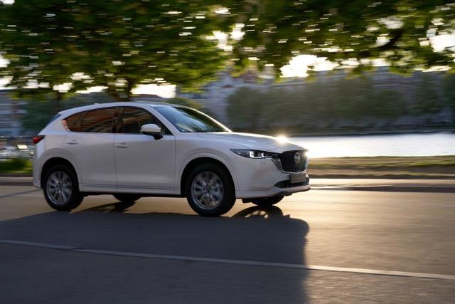 Mazda CX-5 2022 ra mắt: Bản nâng cấp nhẹ, dẫn động 2 cầu thành trang bị mặc định - Ảnh 9.