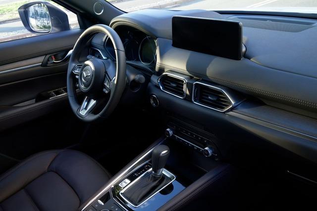 Mazda CX-5 2022 ra mắt: Bản nâng cấp nhẹ, dẫn động 2 cầu thành trang bị mặc định - Ảnh 4.