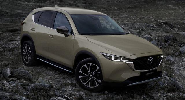 Mazda CX-5 2022 ra mắt: Bản nâng cấp nhẹ, dẫn động 2 cầu thành trang bị mặc định - Ảnh 1.