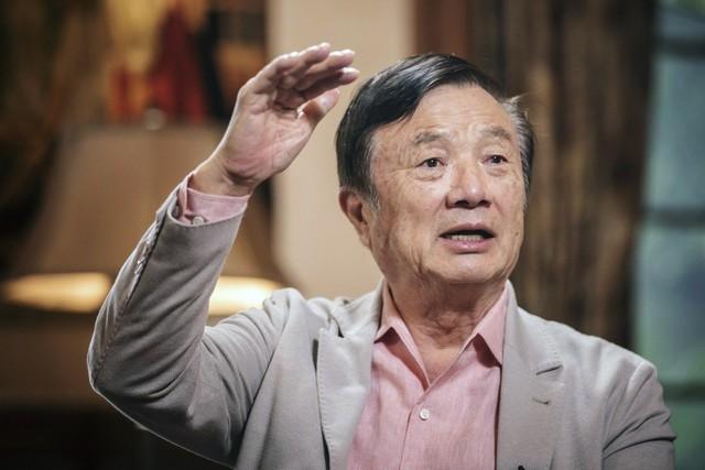 Ông Nhậm Chính Phi: Nhân viên Huawei sẽ trồng khoai, chăn cừu dưới chân núi để hỗ trợ cho bộ phận này leo núi Himalaya - Ảnh 1.