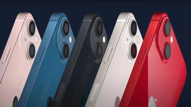 Apple ra mắt iPhone 13 series: Hiệu năng mạnh nhất làng di động, camera, pin đều nâng cấp, giá từ 699 USD - Ảnh 1.