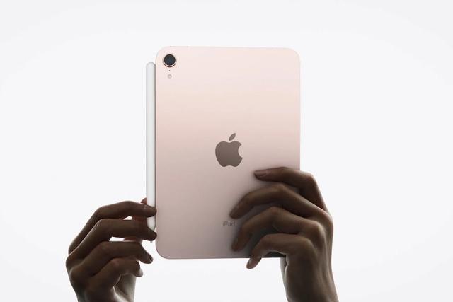 Apple công bố iPad mini 2021: Thiết kế mới mà cũ, màn hình lớn hơn, có 5G, giá 500 USD - Ảnh 1.