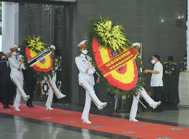 Tổ chức trọng thể Lễ truy điệu Đại tướng Phùng Quang Thanh  - Ảnh 2.