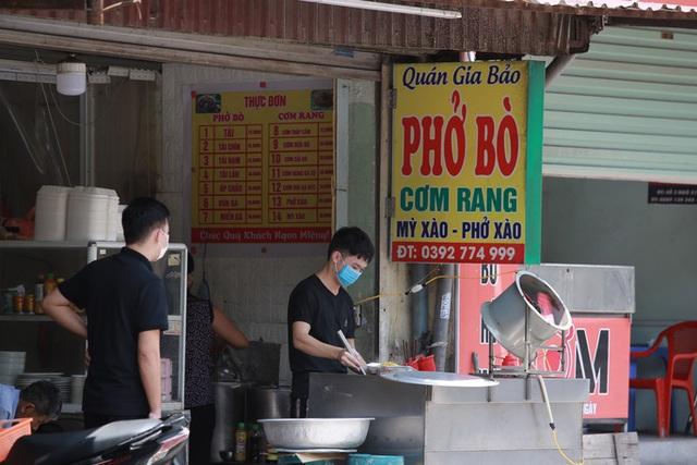 Những quận, huyện nào ở Hà Nội được mở hàng bán mang về từ 12 giờ 16-9?  - Ảnh 1.