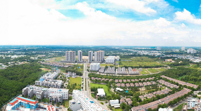 Bất động sản khu đô thị vẫn hút sự quan tâm của nhà đầu tư - Ảnh 1.