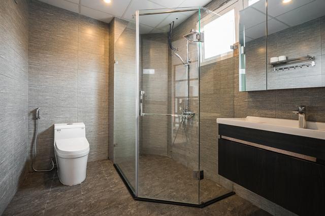 """Cô chủ nhỏ """"hô biến"""" căn hộ studio 35 mét vuông thành nơi ở đầy đủ tiện nghi: Tổng chi phí vỏn vẹn 180 triệu đồng! - Ảnh 5."""