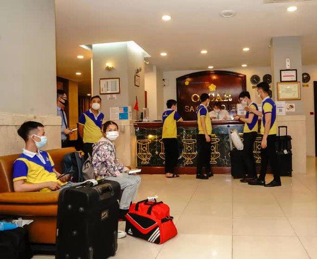 Nhiều khách sạn ở TP HCM đón khách cách ly có trả phí - Ảnh 1.