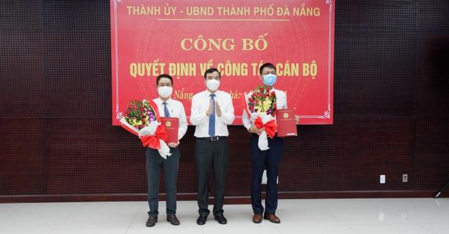 Đà Nẵng công bố quyết định của Thủ tướng về công tác cán bộ - Ảnh 1.