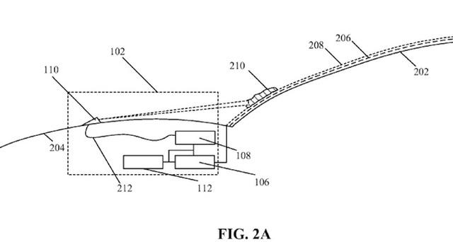 Xe điện gắn súng laser: Tesla đăng ký bằng sáng chế sử dụng tia laser thay cần gạt nước - Ảnh 2.