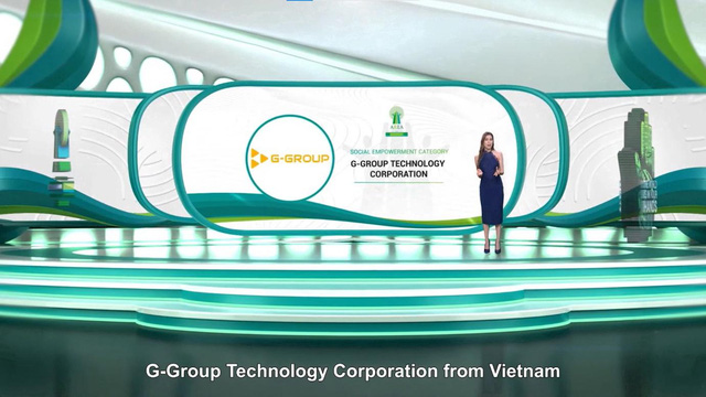 G-Group được tôn vinh Doanh nghiệp trách nhiệm châu Á 2021 - Ảnh 1.