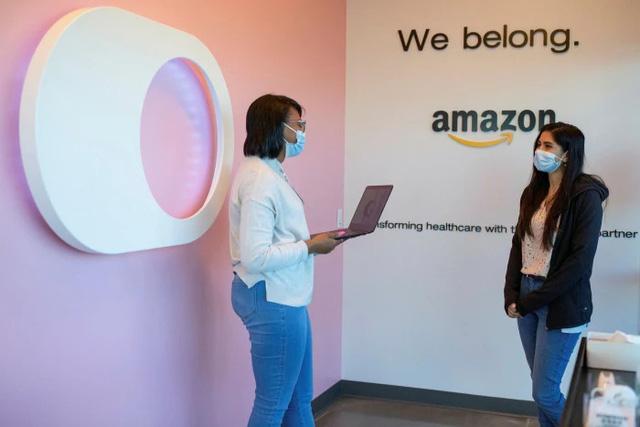 Công nghệ và bán lẻ vẫn là chưa đủ, Amazon sẽ thống trị cả ngành y tế? - Ảnh 1.