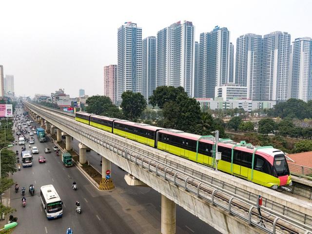 Đường sắt Nhổn-ga Hà Nội có thể lỡ hẹn vận hành cuối năm 2021  - Ảnh 1.