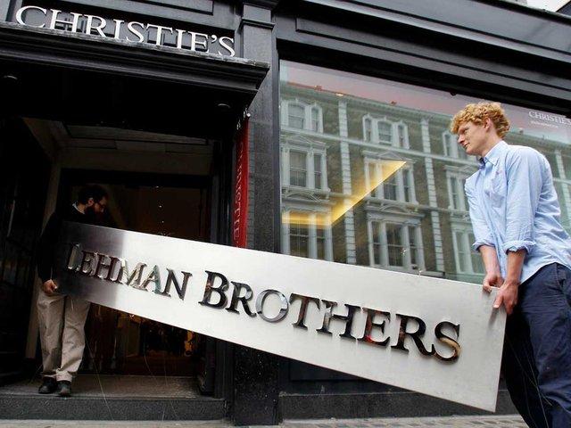 Bóng ma vỡ nợ rình rập từng ngày, khoảnh khắc Lehman của Trung Quốc sắp xuất hiện? - Ảnh 1.