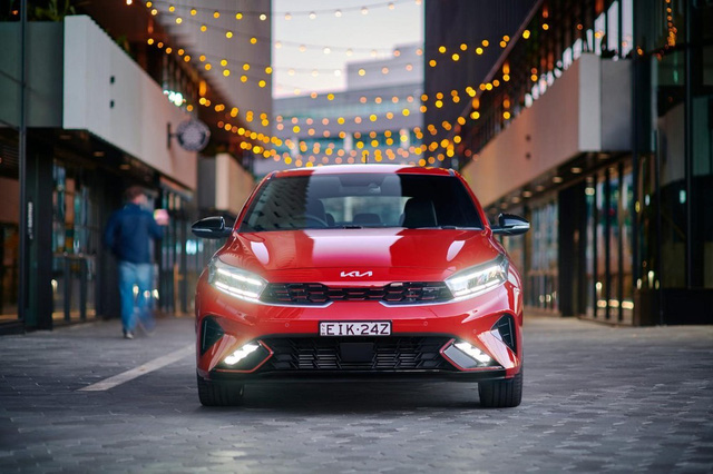 Kia Cerato 2022 bắt đầu nhận cọc tại Việt Nam, ra mắt tuần sau - Ảnh 2.