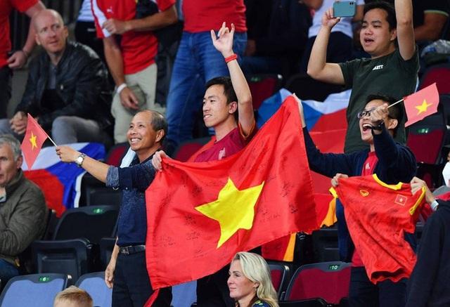 Thắng trận nghẹt thở ở World Cup, đội tuyển Việt Nam nhận thưởng lớn từ VFF - Ảnh 1.