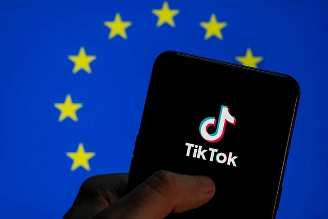TikTok bị sờ gáy tại Châu Âu - Ảnh 1.