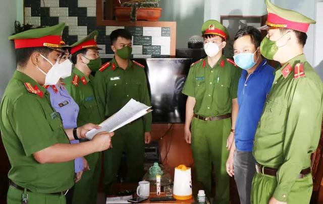 Bắt Giám đốc Công ty Gold Game lừa đảo chiến đoạt tài sản ở Quảng Bình  - Ảnh 2.