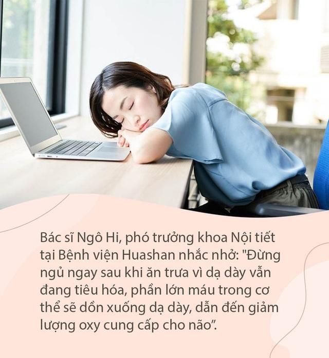 Nghiên cứu chỉ ra ngủ trưa quá lâu làm tăng nguy cơ tử vong 30%: Bác sĩ chỉ ra thời lượng ngủ trưa lý tưởng - Ảnh 2.