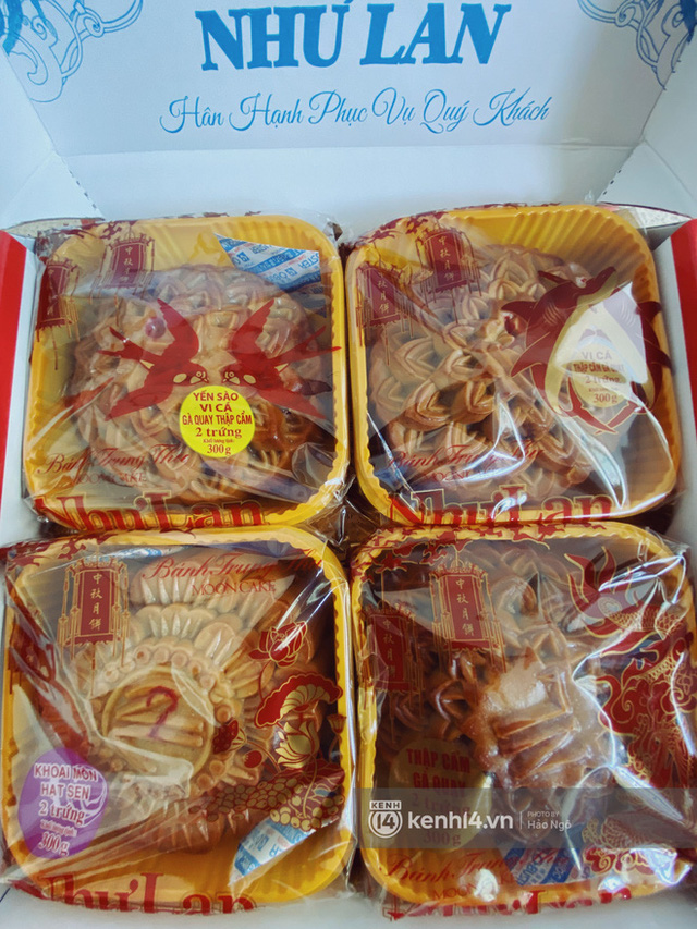 Bánh Trung thu Như Lan có 50 tuổi vẫn hot nhất Sài Gòn: Shipper đợi 2 tiếng chưa tới lượt, khách sộp mua hẳn 11 triệu tiền bánh! - Ảnh 16.