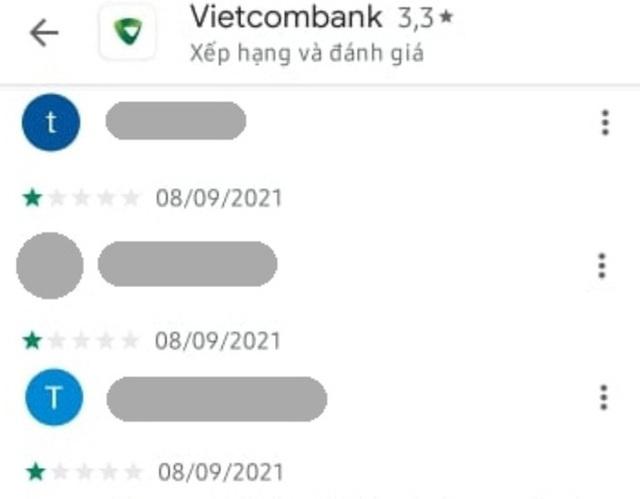 Phản cảm hành động giáng đòn 1 sao lên app Vietcombank sau livestream 18.000 trang sao kê của Công Vinh - Thuỷ Tiên - Ảnh 5.