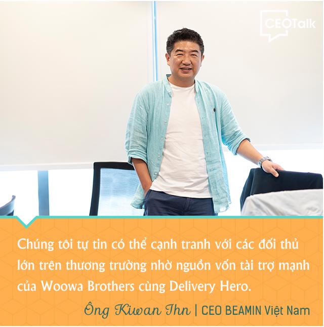 CEO BAEMIN Việt Nam - Chúng tôi muốn thoát khỏi vai trò một đơn vị giao thức ăn đơn thuần - Ảnh 5.