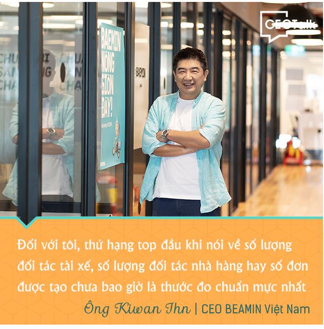 CEO BAEMIN Việt Nam - Chúng tôi muốn thoát khỏi vai trò một đơn vị giao thức ăn đơn thuần - Ảnh 8.