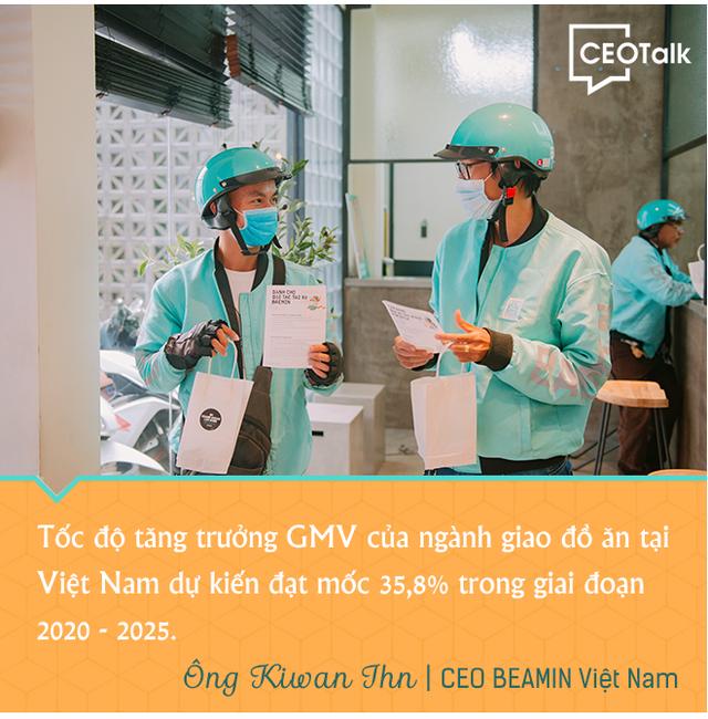 CEO BAEMIN Việt Nam - Chúng tôi muốn thoát khỏi vai trò một đơn vị giao thức ăn đơn thuần - Ảnh 11.