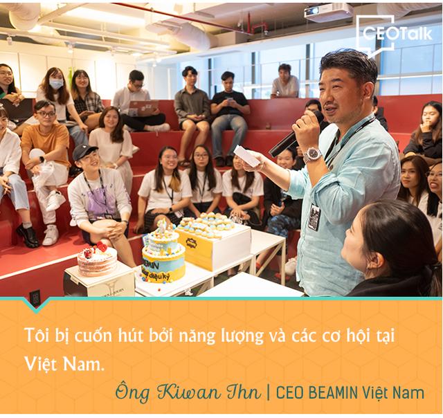 CEO BAEMIN Việt Nam - Chúng tôi muốn thoát khỏi vai trò một đơn vị giao thức ăn đơn thuần - Ảnh 13.